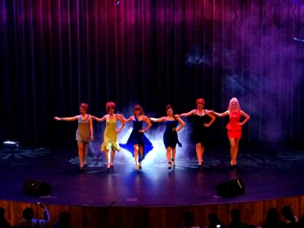 Конкурс Мисс района Косино-Ухтомский 2012-1