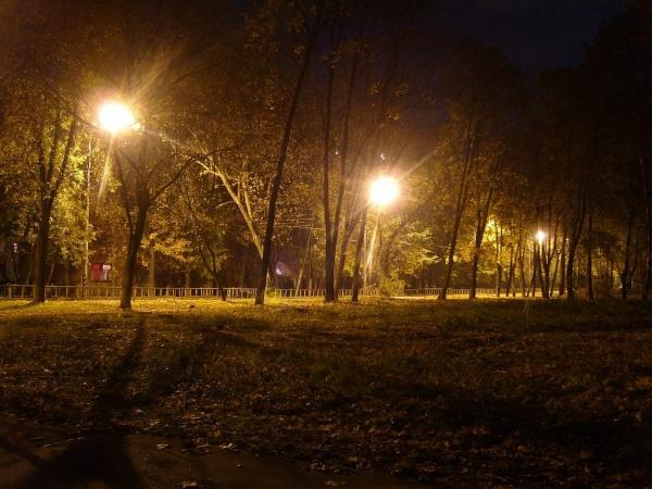 жёлтая ночь