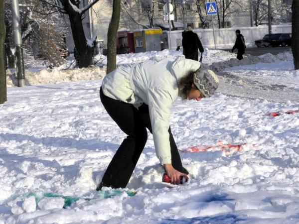 """""""Рождественские забавы"""" в Косино-6"""