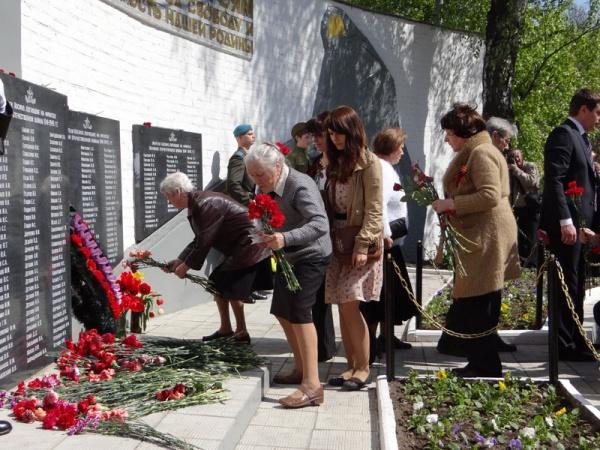 День Победы в районе Косино-Ухтомский. 2012 год.-8