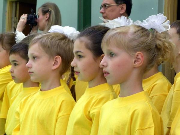 Спортивный праздник 2010 в школе №1022-1