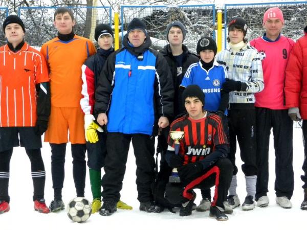 Турнир по мини-футболу в Косино-0