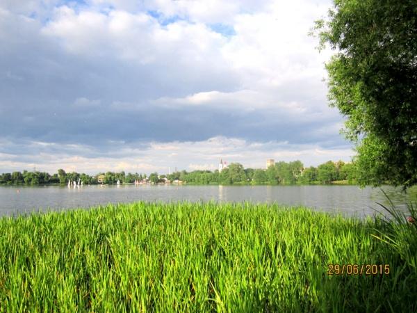 Белое озеро. Июнь 2015.
