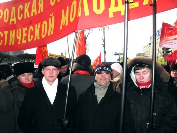 Митинг 23 февраля 2011г.