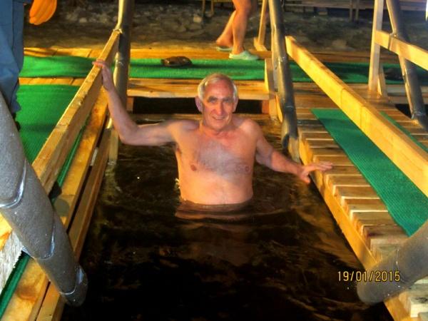 Крещенские купания в Косино 2015 год-5