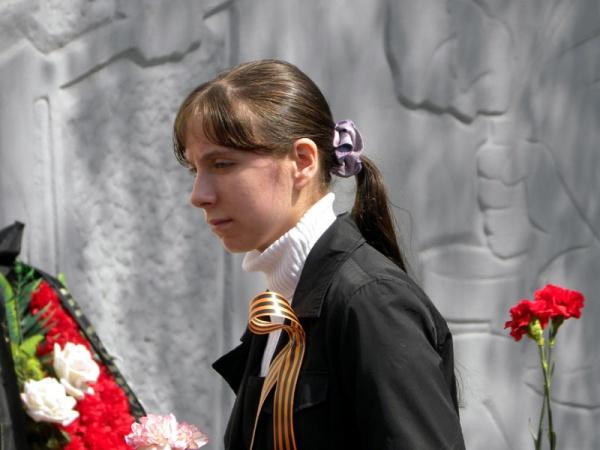 65-летие Великой Победы в районе Косино-Ухтомский-9