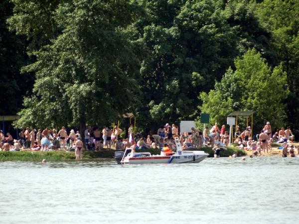30 мая 2014 года. Белое озеро.