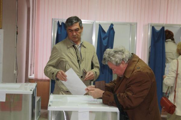 Выборы в Косино. Сентябрь 2014.