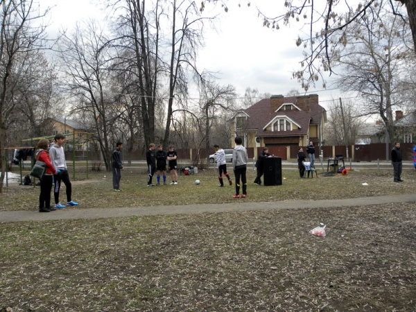 Открытый турнир по мини футболу-7