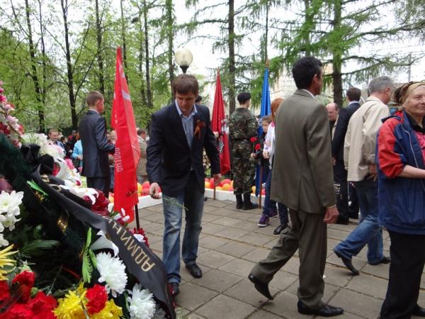 День Победы в районе Косино-Ухтомский. 2012 год.-14