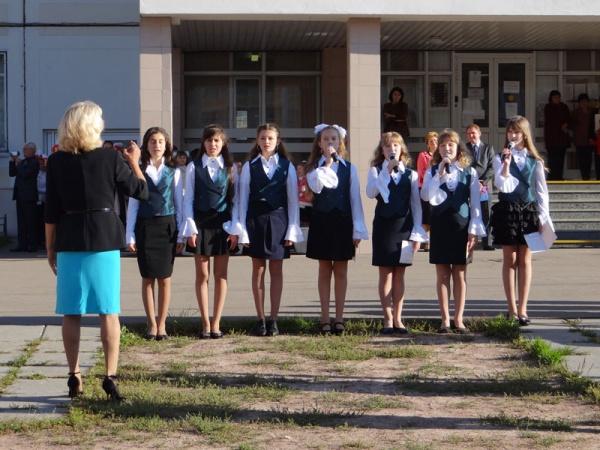 День знаний 2012 в районе Косино-Ухтомский-13