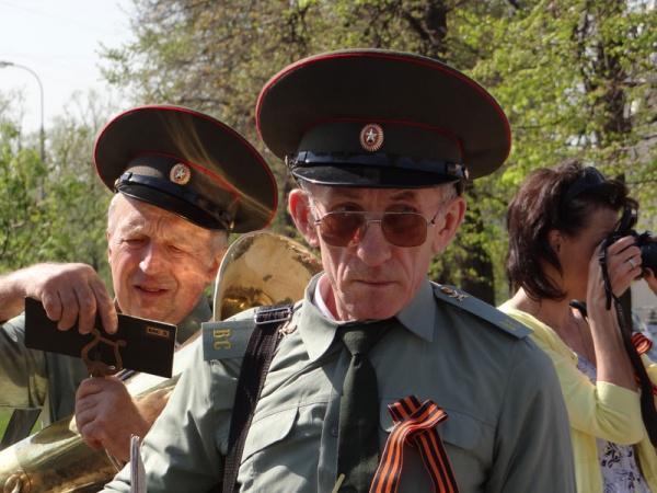 День Победы в районе Косино-Ухтомский. 2012 год.-18