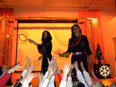 Гала-концерт Вдохновение. Школа №2036-0