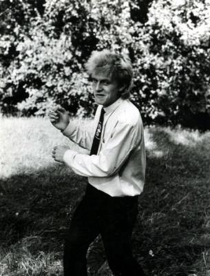 Саня Орловский. Танец 90-х)