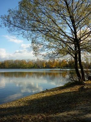 Озера Косино-Ухтомский или удивительное рядом