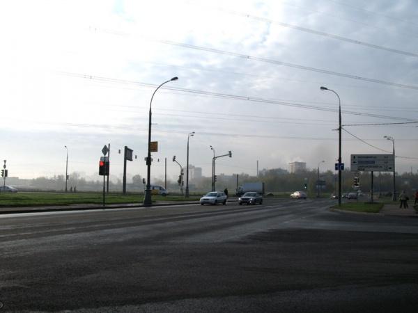 Одинокий перекрёсток