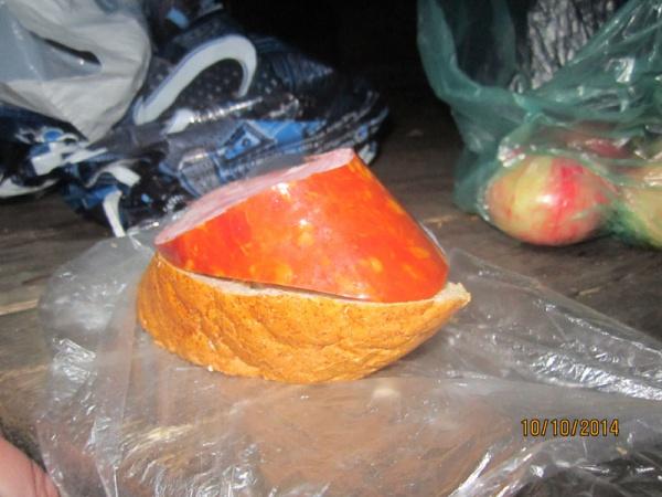 Закуска от 10 сентября 2014 года