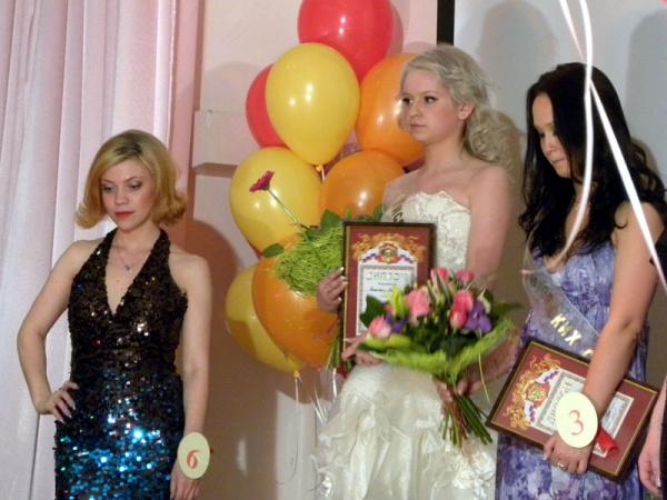 Финал конкурса Мисс района Косино-Ухтомский 2010-2