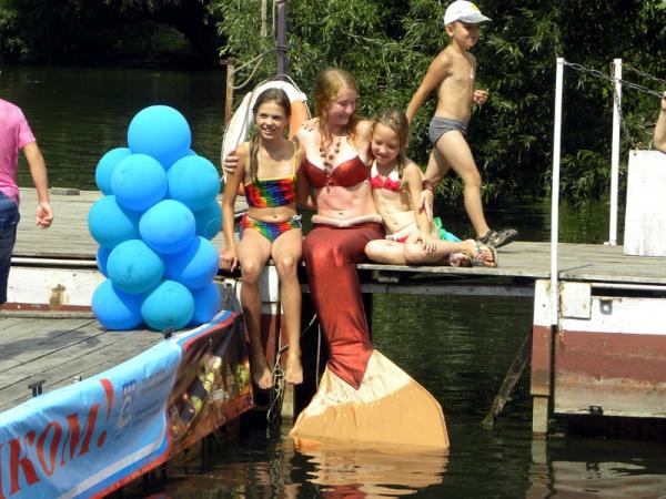 День Нептуна в Косинском морском клубе 2011-5