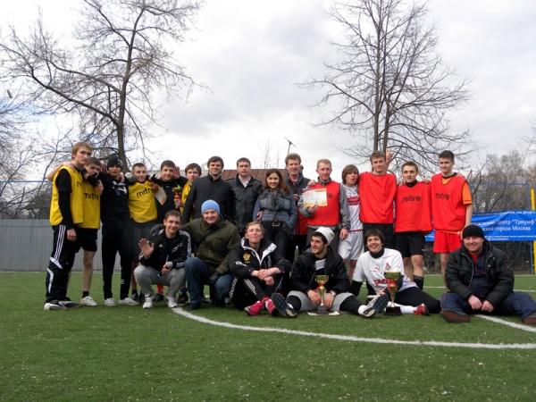 Открытый турнир по мини футболу в Косино-3