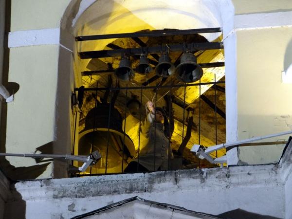 Праздник Воскресения Христова в Косино