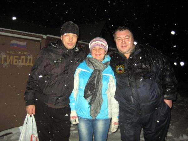 Новогодние чудеса 2012