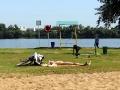 Жара. Лето. Белое озеро 2012.