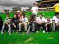 "Косинская команда ""Замкадыши"". 2008 год."