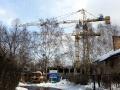 Строительство детского сада №74 на Ветлужской улице