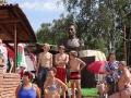 День Нептуна (ВМФ) в Косинском морском клубе 2012-2
