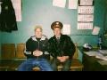 На этом фото следующие пациенты: Дмитрий Ди и неизвестный нам участковый.