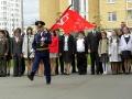 """Вручение копий """"Знамени Победы""""-11"""