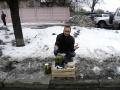 Солёные огурчики, капустку покупаем!)
