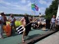 День Нептуна (ВМФ) в Косинском морском клубе 2012-1