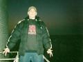 Поциент Дмитрий взобрался на пожарную лестницу общаги.