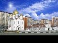 Проект строительства нового храма в Кожухово