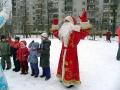 Дед Мороз в Косино