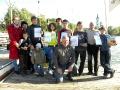Первые соревнования по Винд Серфингу на Белом озере в Косино