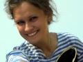 Ольга Дроздова на выездной фотосессии