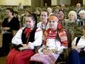 """25-летний юбилей хора """"Озерный край"""". ДК агрофирмы """"Косино""""."""