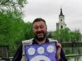 Дмитрий Анатольевич со своей новой работой