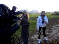 Субботник на Святом озере 22 октября 2011 года