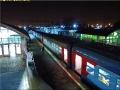 вечерняя платформа