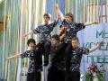 Спортивный праздник 2010 в школе №1022-5