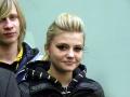 Люди стали реже улыбаться))) Рита.