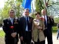 65-летие Великой Победы в районе Косино-Ухтомский-5