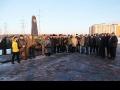 Открытие памятника Защитникам Отечества 2014 год-6
