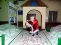 Дед Морозы осквернили здание управы района Косино-Ухтомский