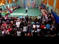 Спортивный праздник в школе №1022. 2013 год.