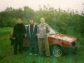 На фото следующие пациенты: Амдрюха, Ромка да Сашка. Год эдак так 2003.